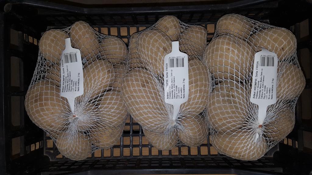 Dobava, dostava, predelava krompirja gallery photo no.0