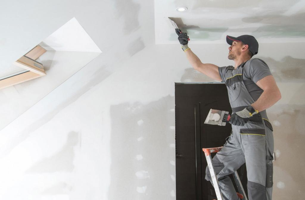 Drywall, painting and construction services gallery photo no.1