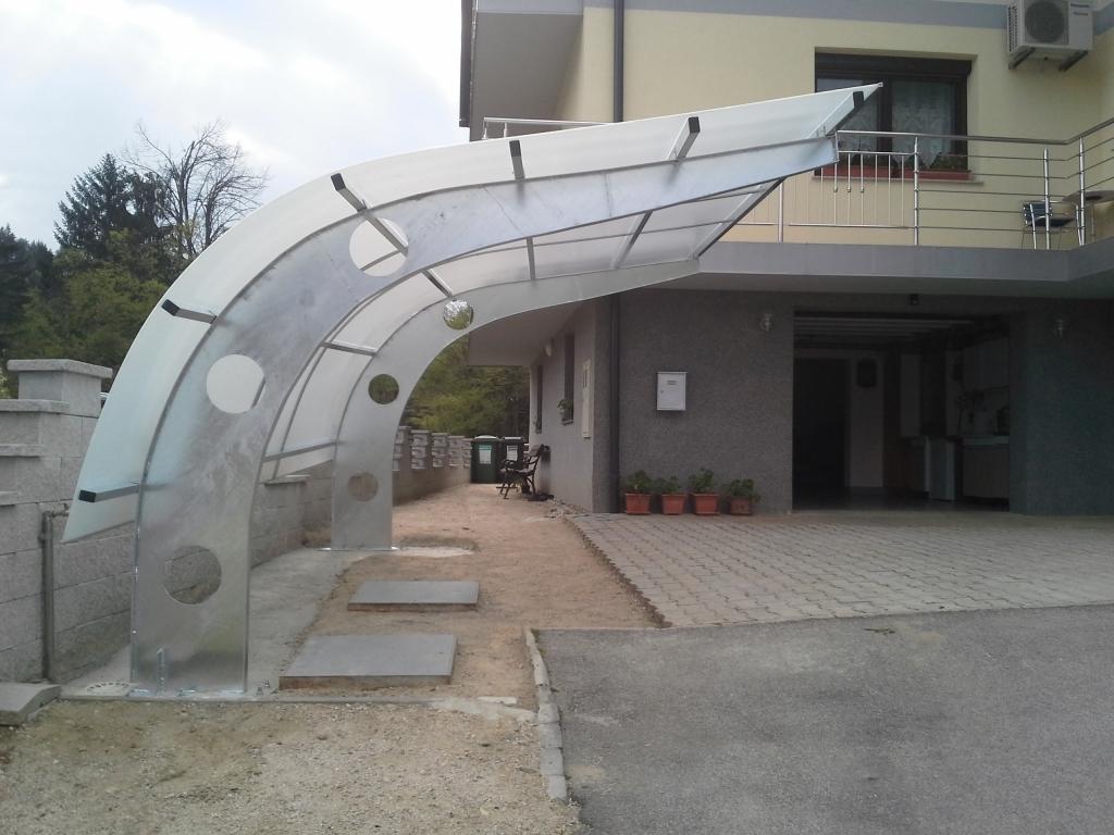 Dvoriščna, lamelna drsna vrata, Štajerska gallery photo no.9