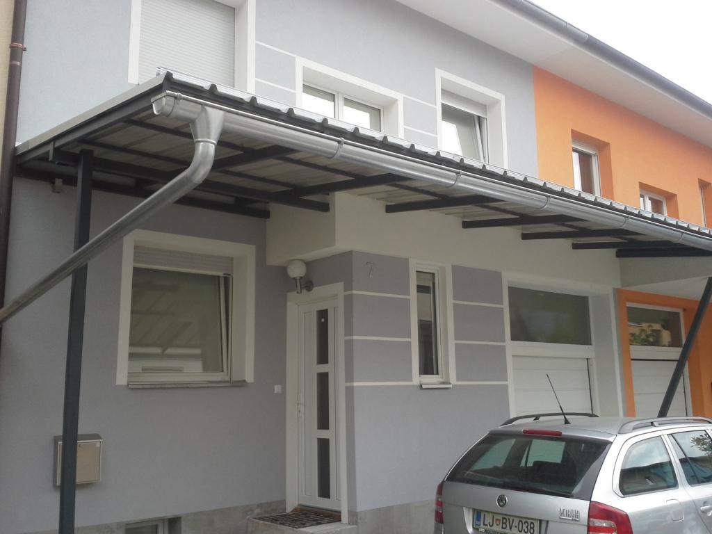 Dvoriščna, lamelna drsna vrata, Štajerska gallery photo no.21