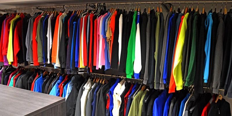 Ekološki tisk na tekstil, ekološki tisk na obleke, tisk promocijskega tekstila, digitalni tisk na tekstil gallery photo no.1