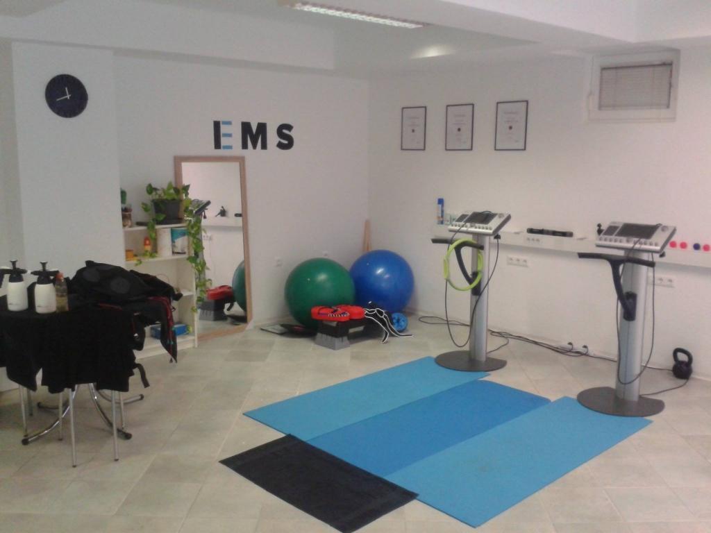EMS trening Ljubljana, EMS vadba Ljubljana gallery photo no.3