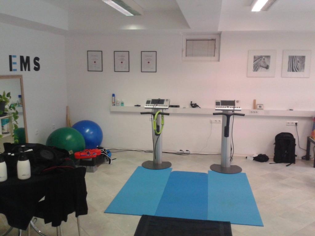 EMS trening Ljubljana, EMS vadba Ljubljana gallery photo no.5