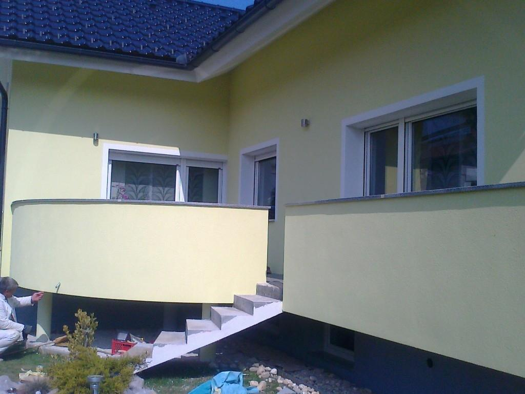 Fasade, strojni ometi, tlaki Ljubljana - FASADERSTVO Darko Polovina s.p., Škofljica - Ljubljana gallery photo no.19