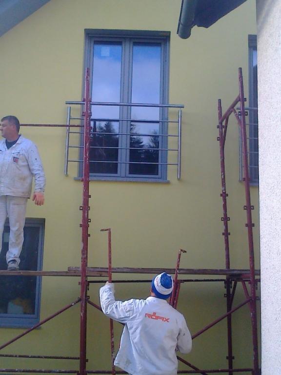 Fasade, strojni ometi, tlaki Ljubljana - FASADERSTVO Darko Polovina s.p., Škofljica - Ljubljana gallery photo no.27