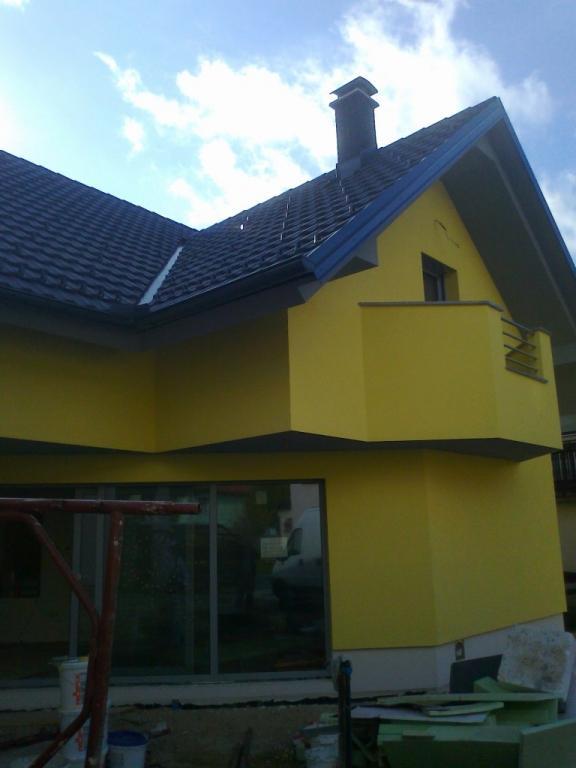 Fasade, strojni ometi, tlaki Ljubljana - FASADERSTVO Darko Polovina s.p., Škofljica - Ljubljana gallery photo no.29