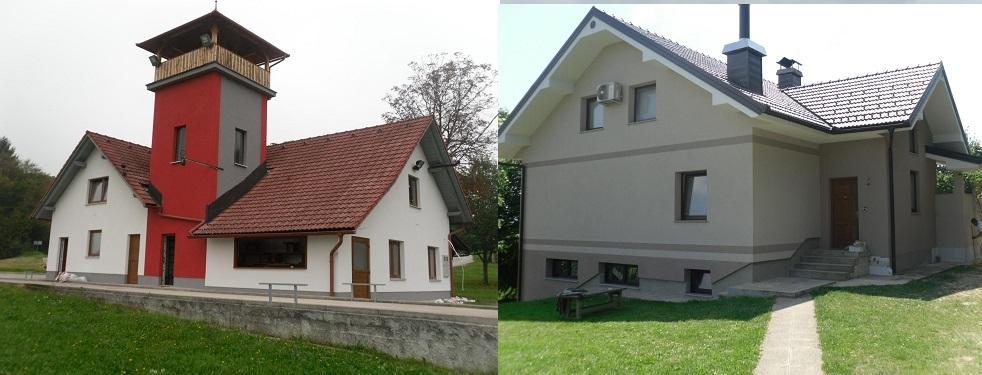Fasaderstvo Žibert, slikopleskarstvo Žibert, Krško, izdelava toplotnih fasad Krško gallery photo no.5