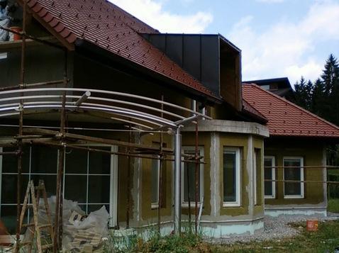Fasaderstvo Žibert, slikopleskarstvo Žibert, Krško, izdelava toplotnih fasad Krško gallery photo no.8