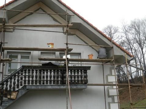 Fasaderstvo Žibert, slikopleskarstvo Žibert, Krško, izdelava toplotnih fasad Krško gallery photo no.13