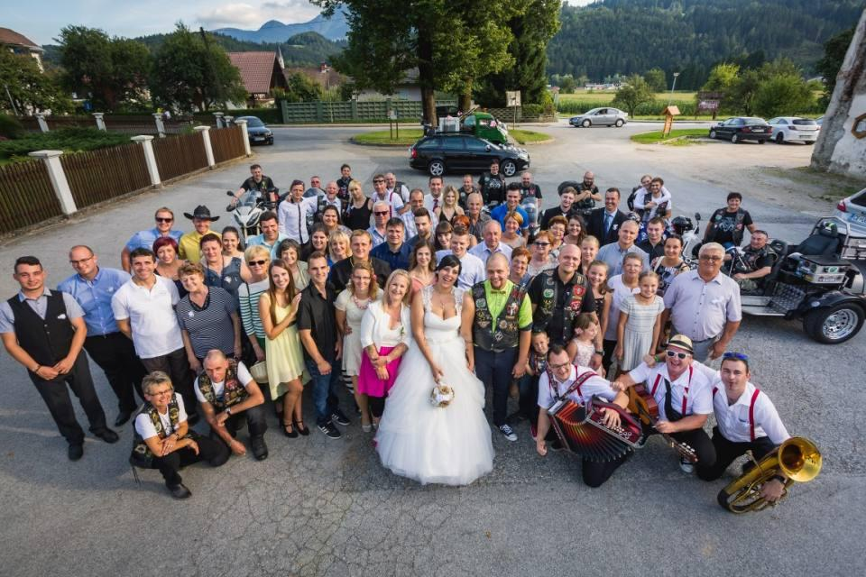 Glasba za zaključene družbe, glasba za poroke, dober band za poroko - Skupina Power Band gallery photo no.2