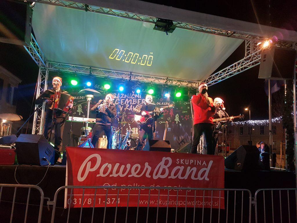 Glasba za zaključene družbe, glasba za poroke, band za poroko - Skupina Power Band gallery photo no.7