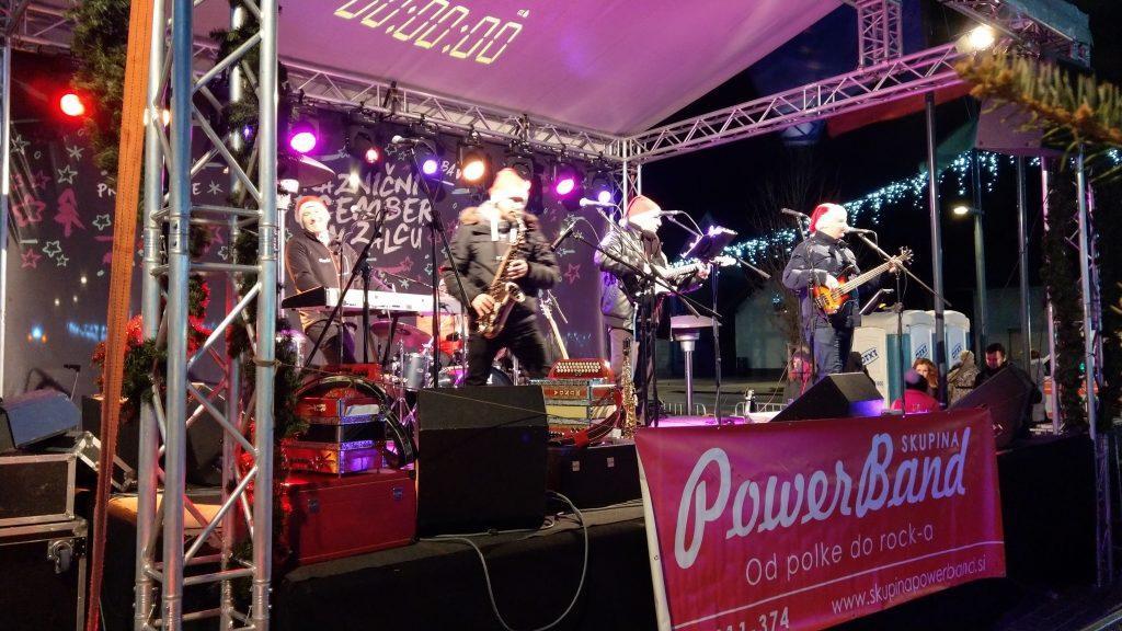 Glasba za zaključene družbe, glasba za poroke, band za poroko - Skupina Power Band gallery photo no.12