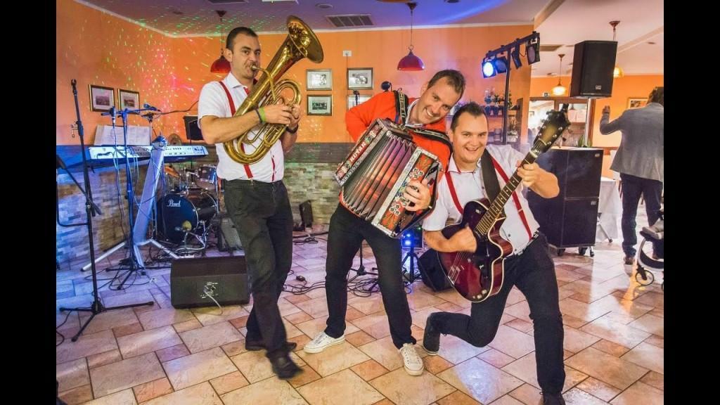Glasba za zaključene družbe, glasba za poroke, band za poroko - Skupina Power Band gallery photo no.15
