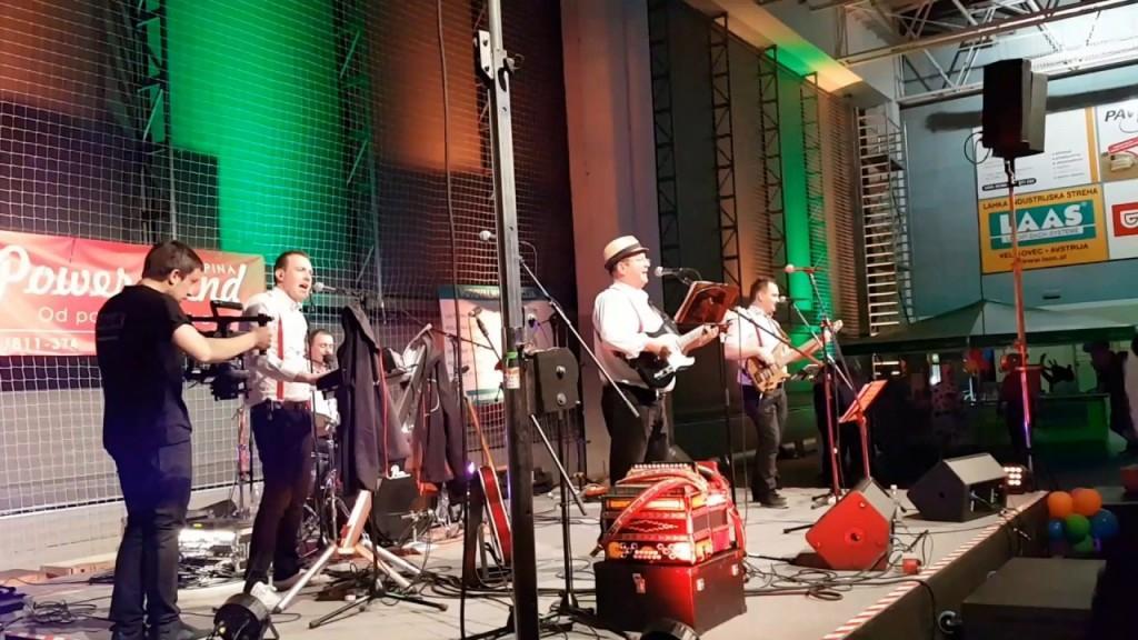 Glasba za zaključene družbe, glasba za poroke, band za poroko - Skupina Power Band gallery photo no.16
