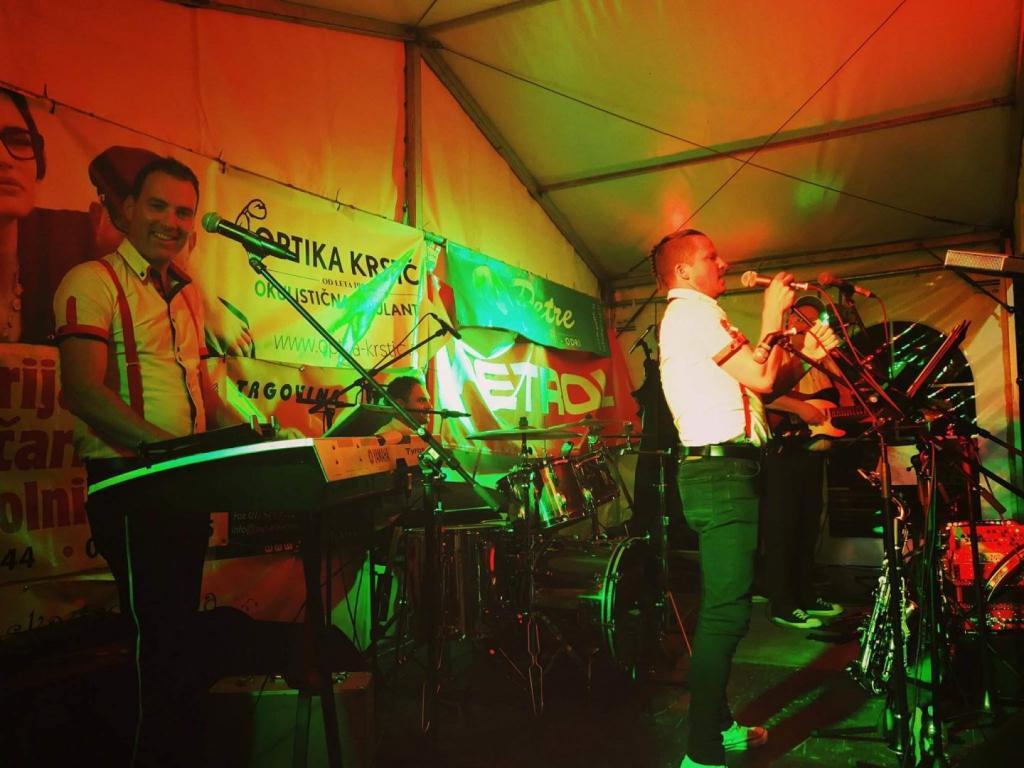 Glasba za zaključene družbe, glasba za poroke, dober band za poroko - Skupina Power Band gallery photo no.30