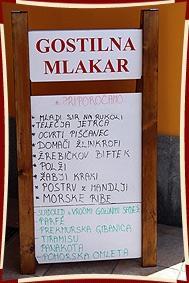 Gostilna Mlakar Kamnik gallery photo no.15