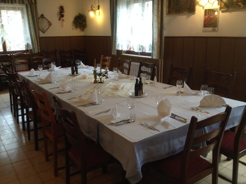 Gostilna za zaključene družbe Goriška - Gostilna Pri Olgi Šempas gallery photo no.1
