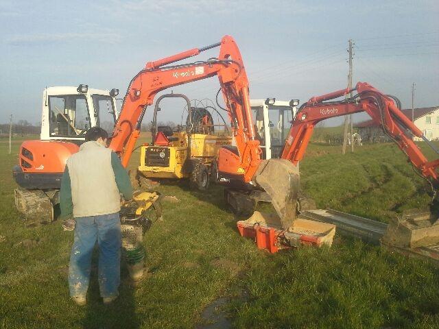 Gradbena dela, tlakovanje, izkopi, MOG Slekovec d.o.o., Pomurje gallery photo no.11