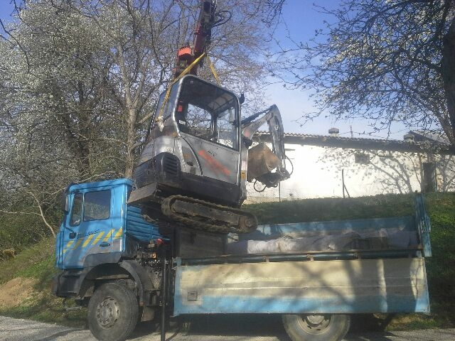 Gradbena dela, tlakovanje, izkopi, MOG Slekovec d.o.o., Pomurje gallery photo no.12