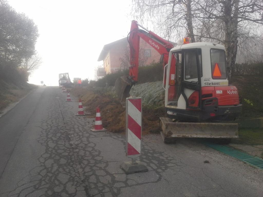 Gradbena dela, tlakovanje, izkopi, MOG Slekovec d.o.o., Pomurje gallery photo no.15