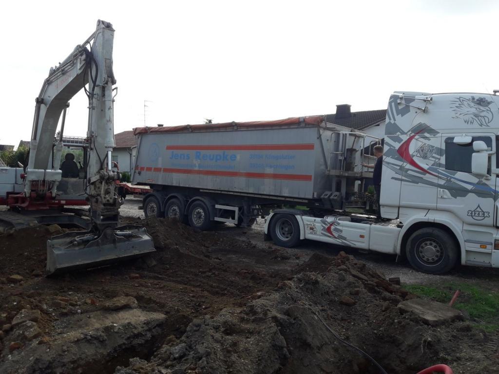 Gradbena dela, tlakovanje, izkopi, MOG Slekovec d.o.o., Pomurje gallery photo no.19
