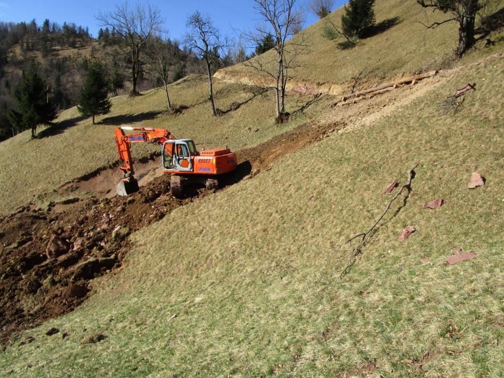 Gradnja gozdnih vlak, gradnja gozdnih cest - BAGOZD d.o.o. gallery photo no.2
