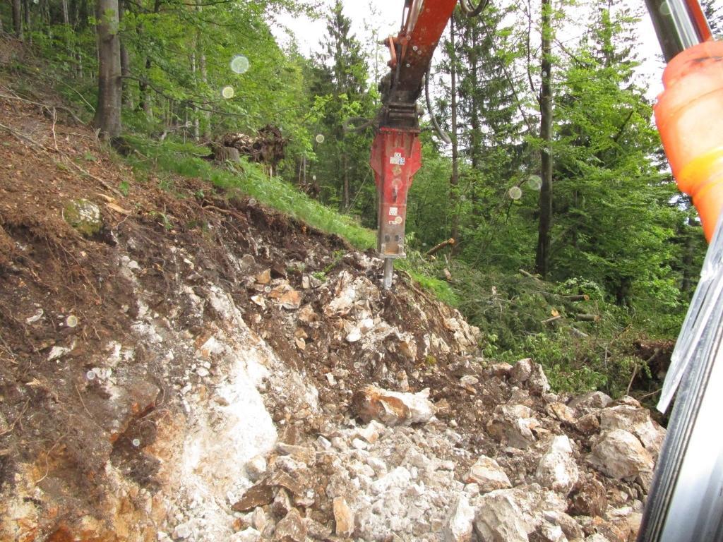 Gradnja gozdnih vlak, gradnja gozdnih cest - BAGOZD d.o.o. gallery photo no.3