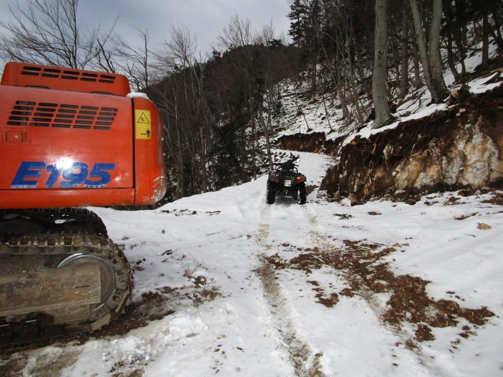 Gradnja gozdnih vlak, gradnja gozdnih cest - BAGOZD d.o.o. gallery photo no.9
