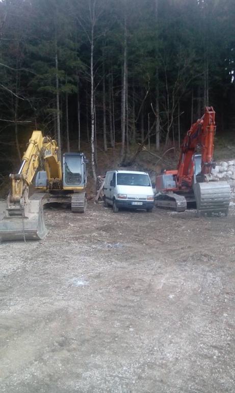 Gradnja gozdnih vlak, gradnja gozdnih cest - BAGOZD d.o.o. gallery photo no.14