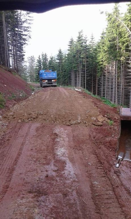 Gradnja gozdnih vlak, gradnja gozdnih cest - BAGOZD d.o.o. gallery photo no.20