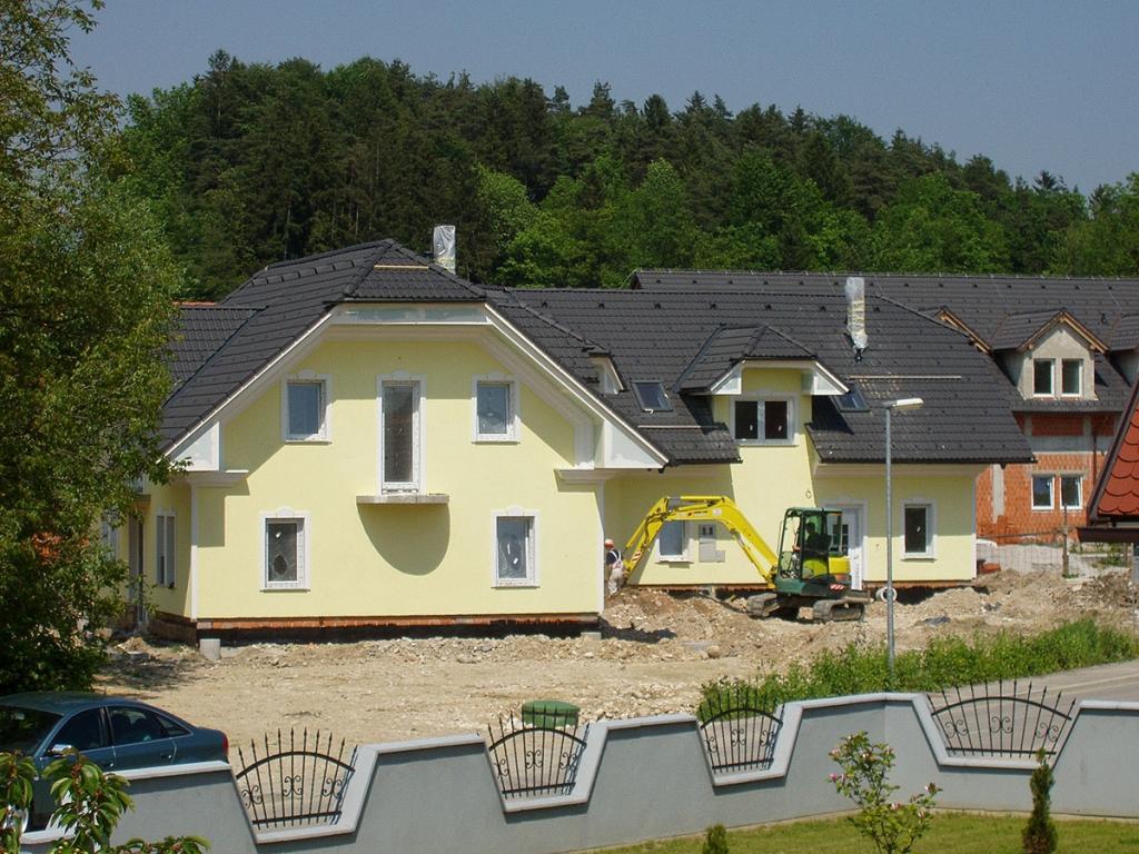 Gradnja novogradenj, gradnja gabionskih ograj gallery photo no.5