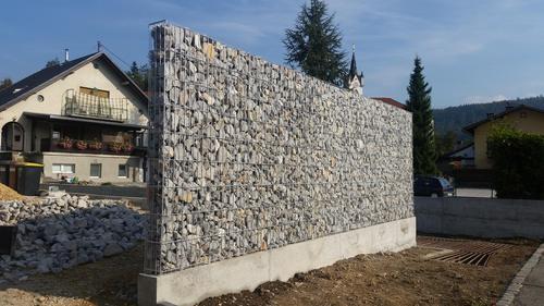 Gradnja novogradenj, gradnja gabionskih ograj gallery photo no.17