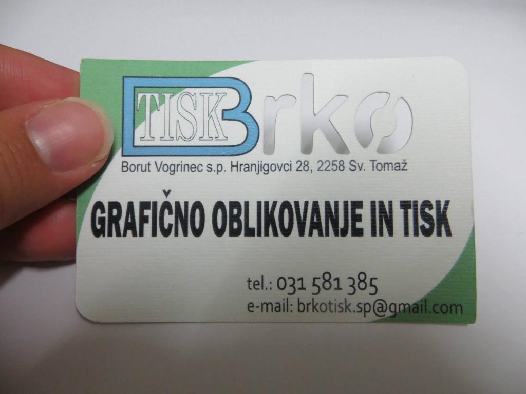 Grafično oblikovanje in tisk - Brkotisk gallery photo no.4