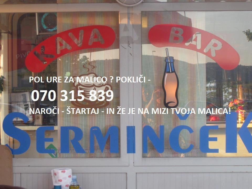 Grill, žar, malice SERMINČEK Koper gallery photo no.0