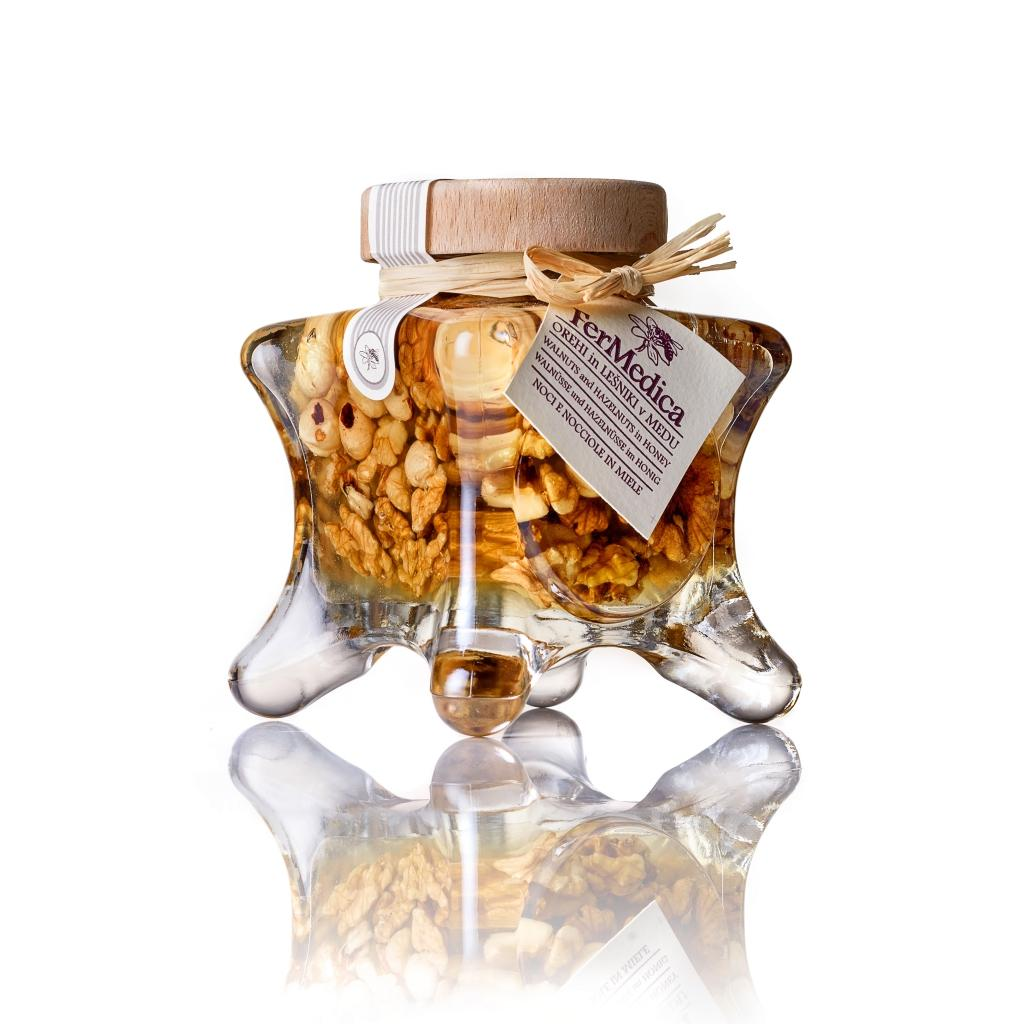 Honey brandy, honey, mead, wax candles, honey wedding gifts, honey business gifts – Fermedica gallery photo no.5