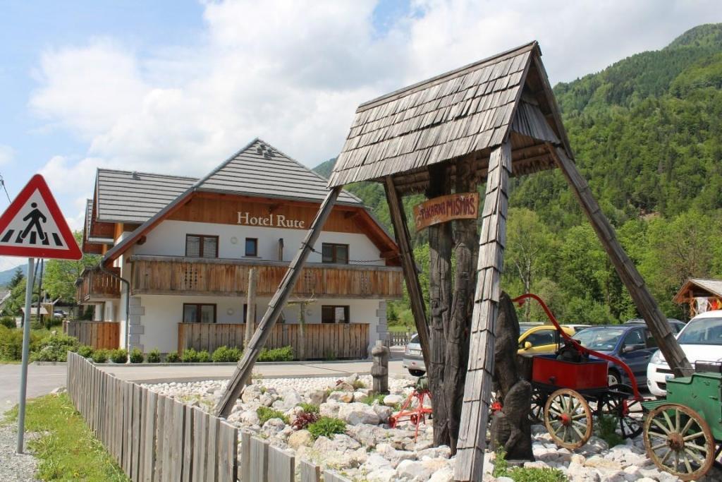 Hotel Rute Kranjska Gora gallery photo no.1