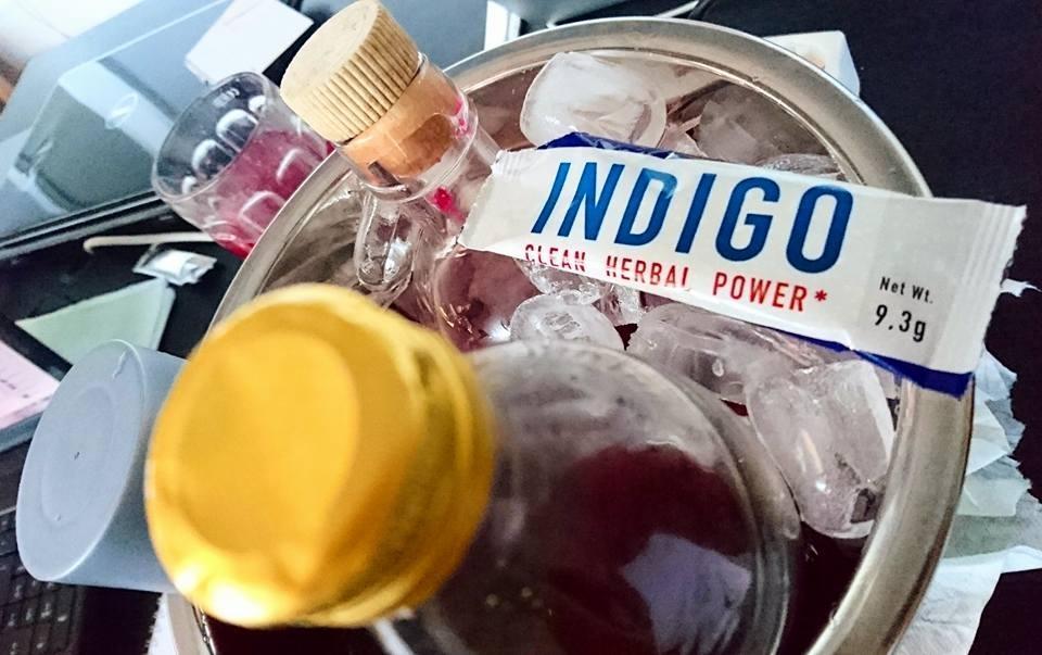 Indigo - naravna energijska pijača gallery photo no.11