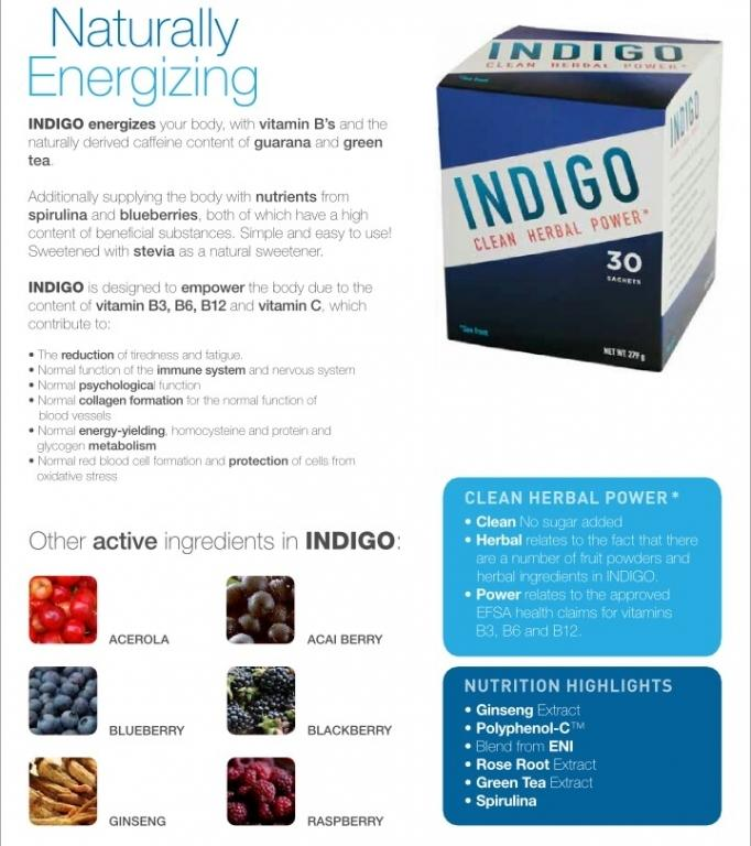 Indigo - naravna energijska pijača gallery photo no.21