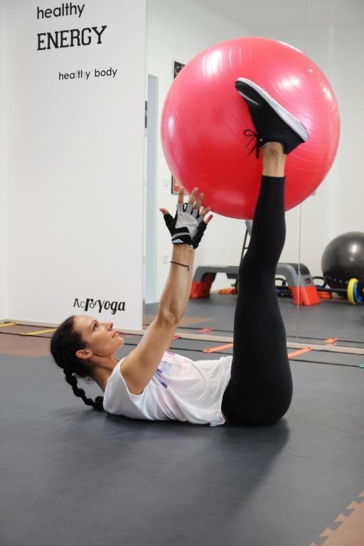 Individualno, osebno trenerstvo, osebni trening po meri, osebna fitnes trenerka, Ljubljana gallery photo no.20
