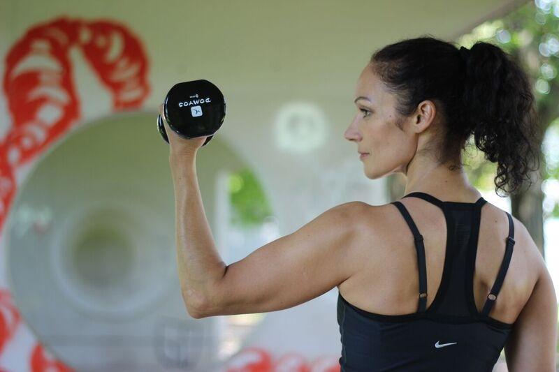 Individualno, osebno trenerstvo, osebni trening po meri, osebna fitnes trenerka, Ljubljana gallery photo no.27