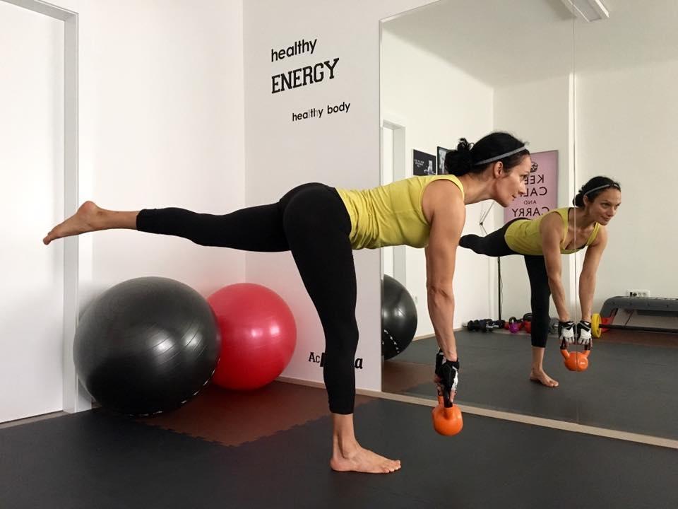 Individualno, osebno trenerstvo, osebni trening po meri, osebna fitnes trenerka, Ljubljana gallery photo no.1