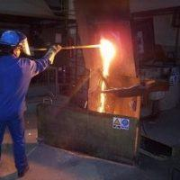 Induction melting, continuous casting dental alloys, induction surface hardening, induction heating - Inel.si gallery photo no.2