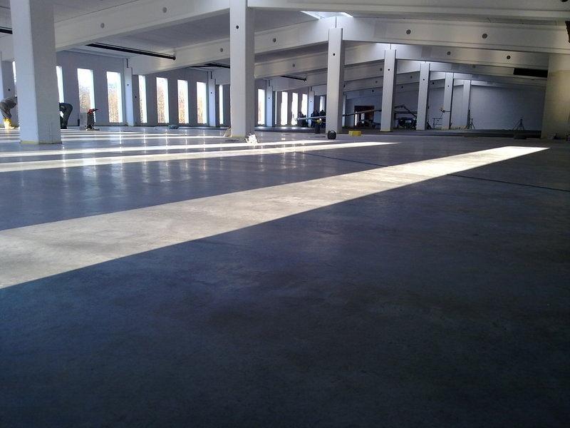 Industrijsk tlaki, betonski tlaki, epoksidni tlaki, concrete floors, Industrieboden, Maribor gallery photo no.11