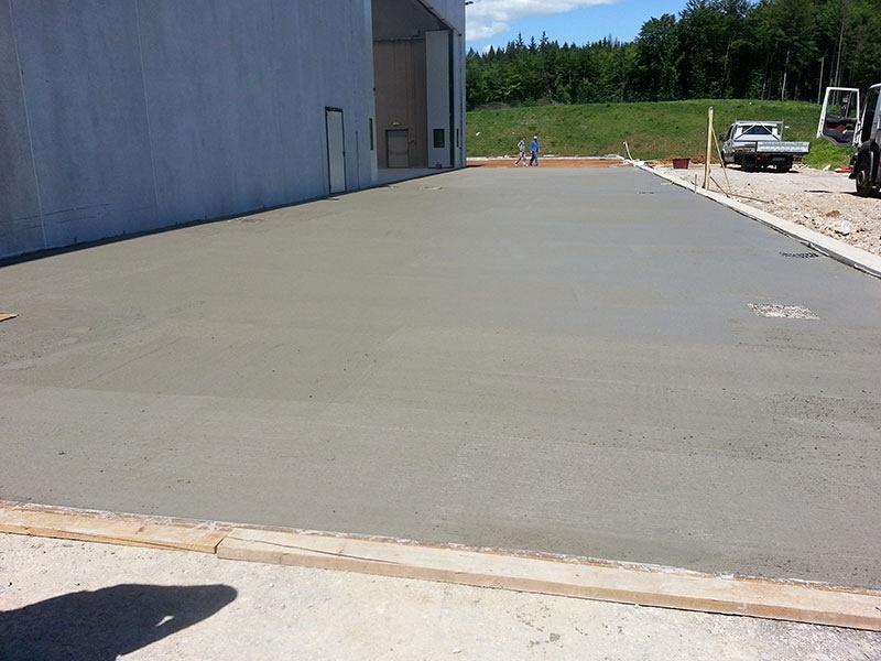Industrijsk tlaki, betonski tlaki, epoksidni tlaki, concrete floors, Industrieboden, Maribor gallery photo no.13