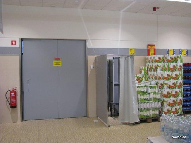 Inox izdelki, hladilne, zamrzovalne komore gallery photo no.41