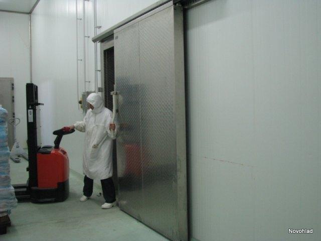Inox izdelki, hladilne, zamrzovalne komore gallery photo no.43
