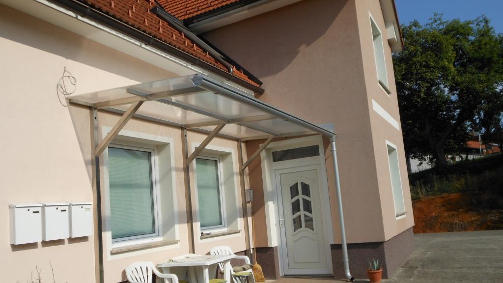 Inox ograje, dvoriščna vrata - Srečko Bregač s.p., Dolenjska gallery photo no.0
