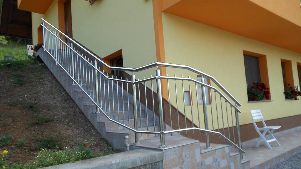 Inox ograje, dvoriščna vrata - Srečko Bregač s.p., Dolenjska gallery photo no.1