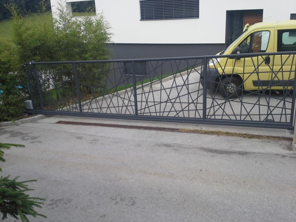 Inox ograje, dvoriščna vrata - Srečko Bregač s.p., Dolenjska gallery photo no.5