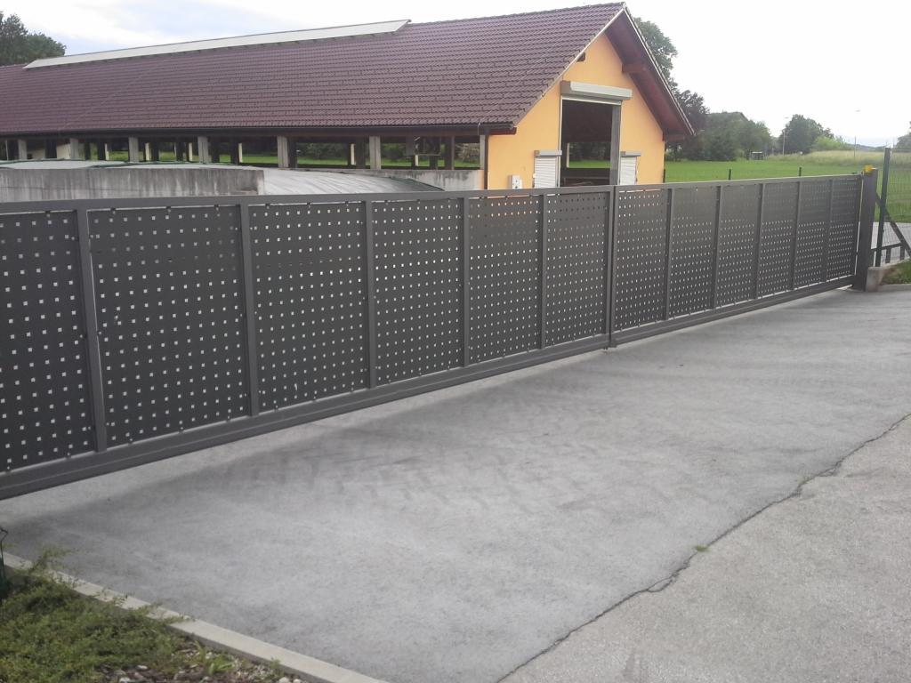 Inox ograje, dvoriščna vrata - Srečko Bregač s.p., Dolenjska gallery photo no.7